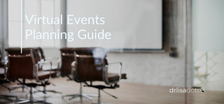 Virtual Events Planning Guide for the Micro & Mighty